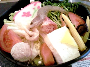 pearl hot pot